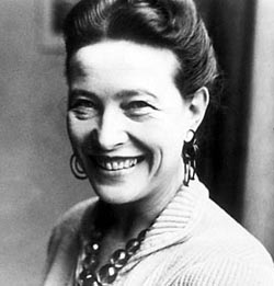 Simone de Beauvoir:  La escritura como proyecto global