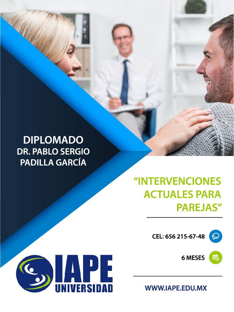 Diplomado: intervención actuales para parejas
